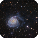 M101 - The Pinwheel Galaxy,                                José Manuel Taverner Torres