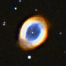 NGC 6720 Nébuleuse de la Lyre,                                Frédéric THONI