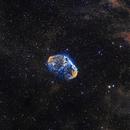 NGC6888,                                Sébastien