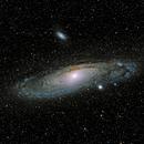 M31 Andromeda,                                Markus