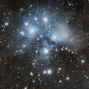 M45 - Pleiades,                                Soro