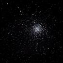 M4 a Globular Cluster in Scorpius,                                RonAdams