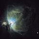 M42 Orion Nebula,                                Albert  Christensen