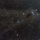 Corona Australis Constellation and Molecular Cloud Revisited,                                Gabriel R. Santos (grsotnas)