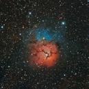 Trifid Nebula, M20,                                Jason Tackett