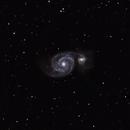 Whirlpool Galaxy,                                gmartin02