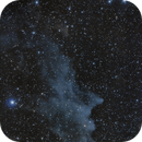 Witch head nebula (Reprocess III) ,                                alpheratzlaboratory