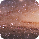 Messier 31,                                Kees Scherer