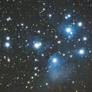 Pleiades,                                Johannes Grimm