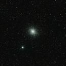 M5 globular cluster,                                Luc Germain