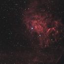 IC 405 Ha RGB,                                echosud