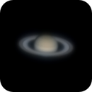 Saturn @16° Altitude 08/27/2020 21:29 UTC,                                Falk Schiel