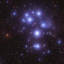 M45 the Pleiades,                                Ralph Ford