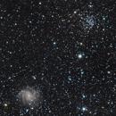 NGC6946 & NGC6939,                                jdupton