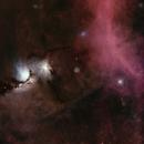 M78 (starless),                                  Patrick Hsieh