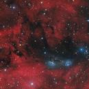 NGC 6914 Complex in Cygnus,                                Steve Milne