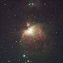 Orion Nebula,                                Martien1_2