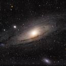 M32- Andromeda Galaxy,                                Cody Knight