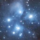 M45 Pleiades,                                nick lim