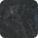 NGC 1499 to M45 widefield.,                                Scotty Bishop