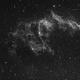 Eastern Veil nebula [horizontal],                                Tareq Abdulla