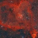 IC 1805 from AstroTiermes 2019,                                Alberto Pisabarro
