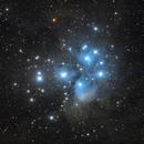 The Pleiades,                                Rodd Dryfoos