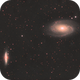 M81 and 82,                                Greg Ray