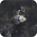 IC1795 The FishHead Nebula,                                George C. Lutch