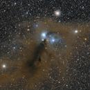 Corona Australis nebula complex,                                tommy_nawratil