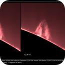 Prominences Sep 05 2018,                                rmarcon