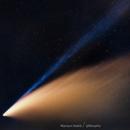 Dust in space,                                Maroun Habib
