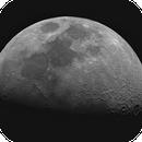 Moon - 10 days old,                                Hartmuth Kintzel