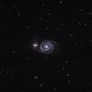 Whirlpool Galaxy (M51),                                Gregg