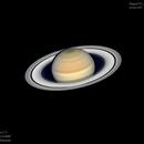 Saturn: August 01, 2019,                                Ecleido Azevedo