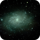 M33 made of 101 images from 2014 to 2021,                                Sean