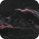 Western Veil Nebula & Pickering's Triangle,                                Greg Derksen