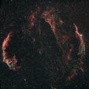 Cirrus Nebula Area,                                Stephan Linhart