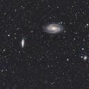 Bode & Cigar Galaxies (M81 & M82),                                Valentin JUNGBLUTH