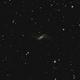 Polar galaxy NGC 660,                                Dennys_T