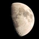 Moon - Waxing Gibbous,                                Jason Coon