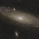 M31 Andromeda Galaxy,                                rayp