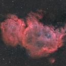 IC 1848 • Soul nebula,                                Mikael De Ketelaere