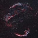 Veil Nebula HOO,                                Eric Benedetti
