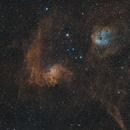 2018 - Autumn -IC405 - IC 410,                                Axel