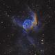 NGC 2359 Thor's Helmet,                                Greg Ray