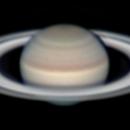 Saturn on June 26, 2020,                                Chappel Astro