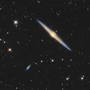 NGC4565,                                Yves