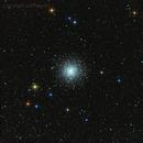 ammasso globulare Ngc362,                                Rolando Ligustri