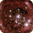 Star Cluster in NGC 2244,                                Günther Eder